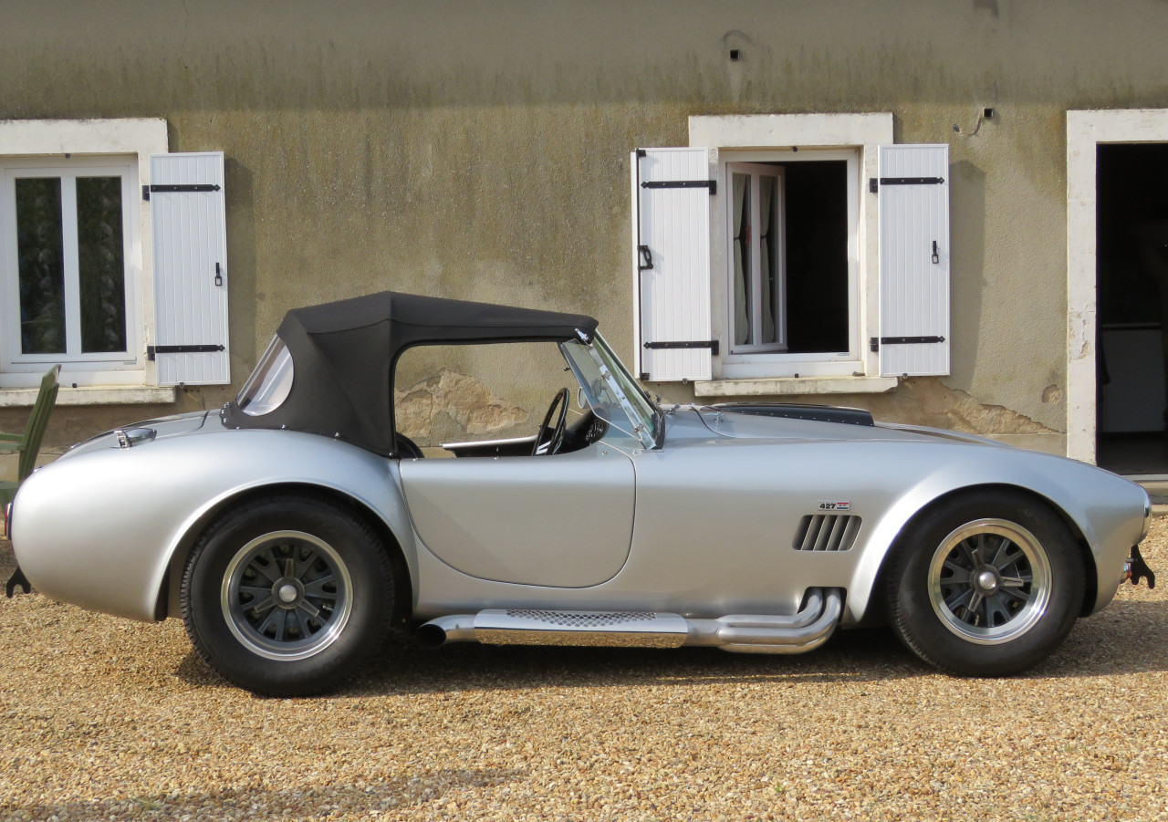 Kirkham Cobra Soft Top